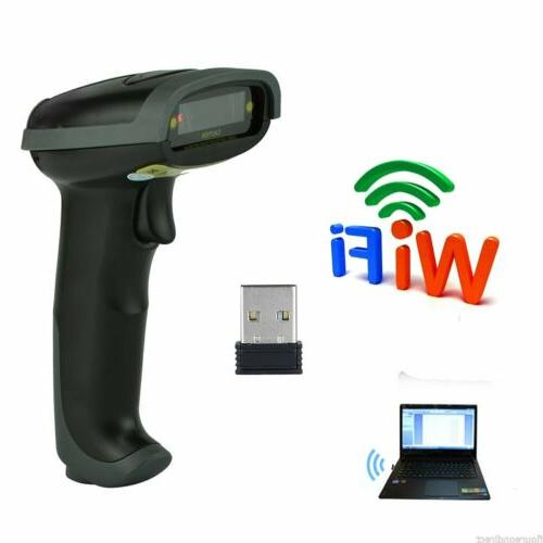 Automatic Barcode Scanner Reader Wireless