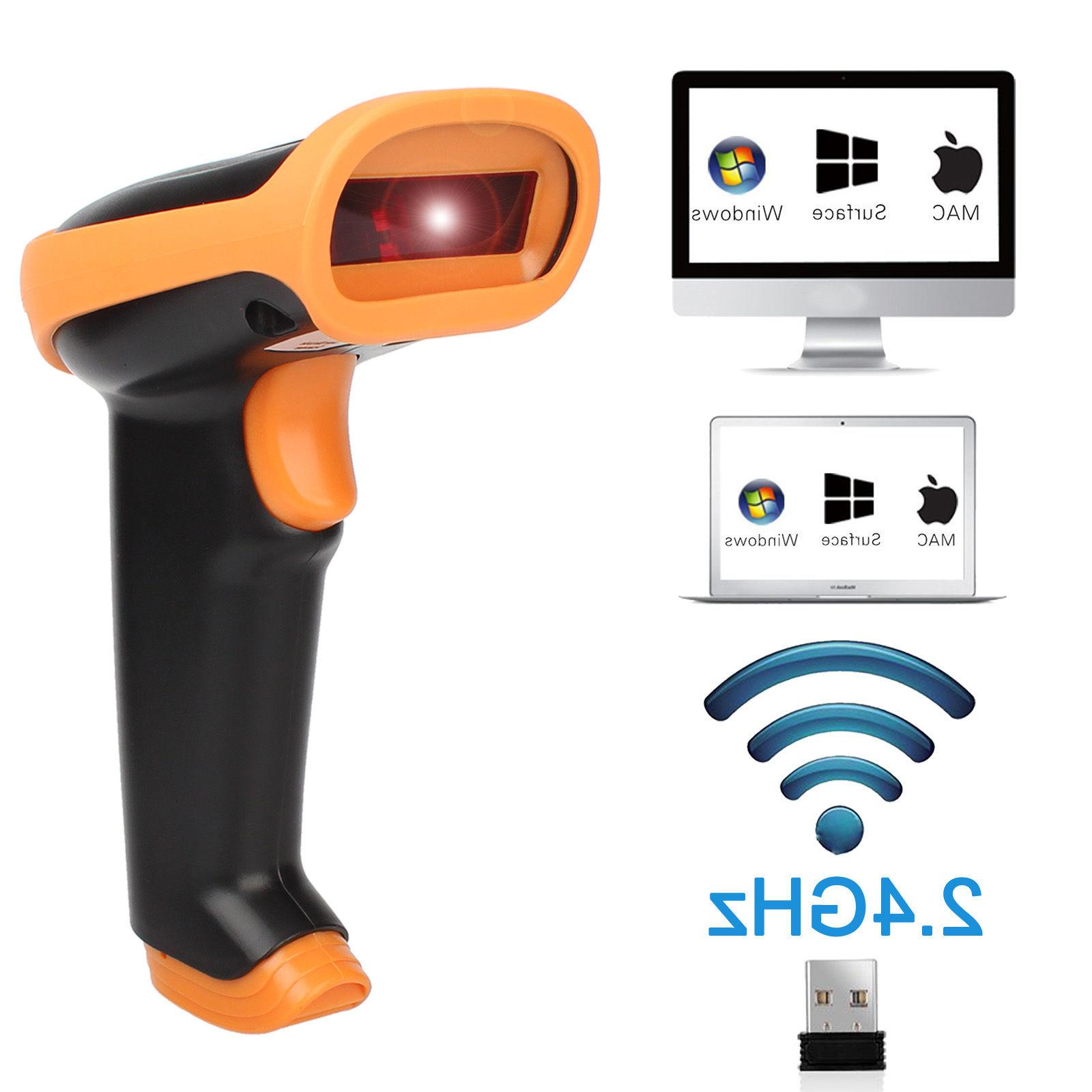 2.4GHz Wired Rechargeable Automatic Handhe