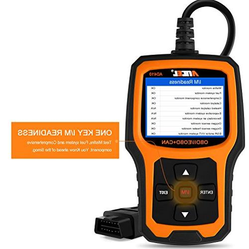 II Automotive OBD2 Scanner Tool