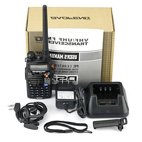 Baofeng Way Radio Dual-Band Transceiver