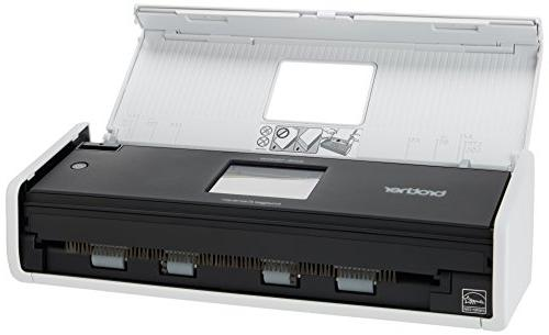 Brother ADS1500W Compact Color Desktop Scanner with Duplex a