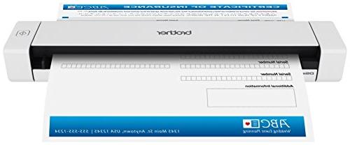 Brother Printer RDS620 Document Scanner