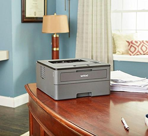 Brother Compact Laser 36ppm,Up 2400 x 600 dpi,Wireless