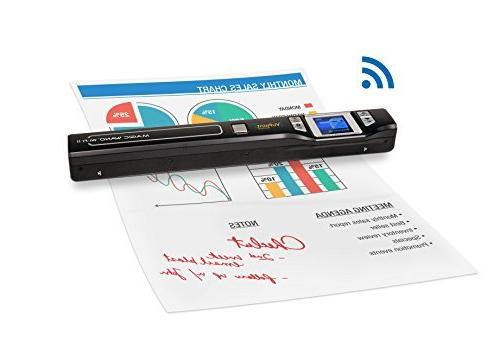 Document/Image Scanner 8x Zoom VuPoint ST47 Magic Wand  Colo