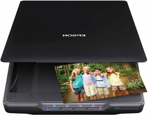 Epson Perfection V39 Color Photo & Document Scanner with sca