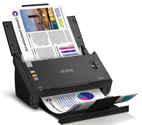 Epson Sheet-Fed Color Document PC & MAC, Document