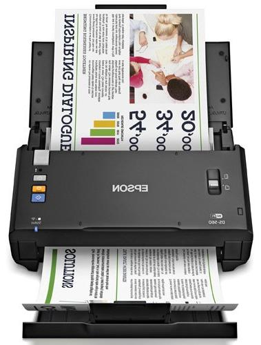 Epson WorkForce DS-560 Wireless Color Document Scanner for P