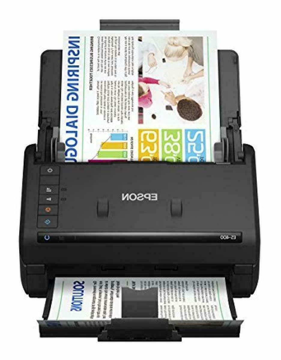 Epson Workforce Es 400 Document Scanner Manual Guide