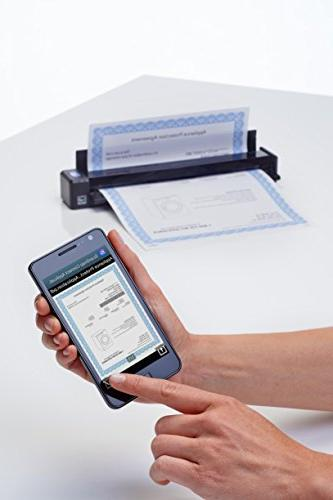 Fujitsu Mobile Scanner and PC