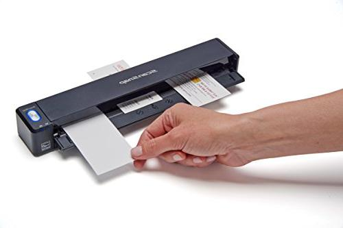 Fujitsu ScanSnap Mobile Scanner and