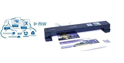 IRIScan Anywhere 3 Portable Scanner