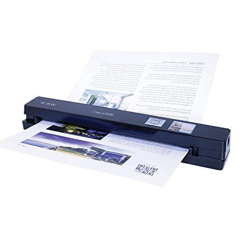 IRIScan Anywhere Portable 1200 Scanner WiFi