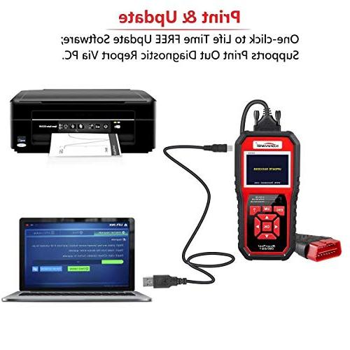 KONNWEI Diagnostic Check Engine Light Scan Tool