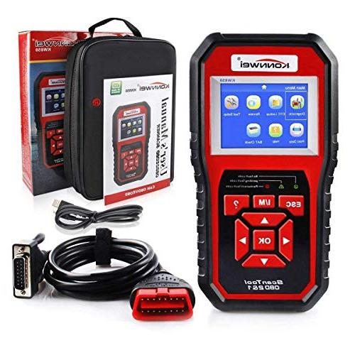 KONNWEI KW850 Professional Check Engine Light Scan Tool