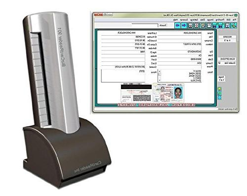 Medical Insurance Card and ID Card Scanner