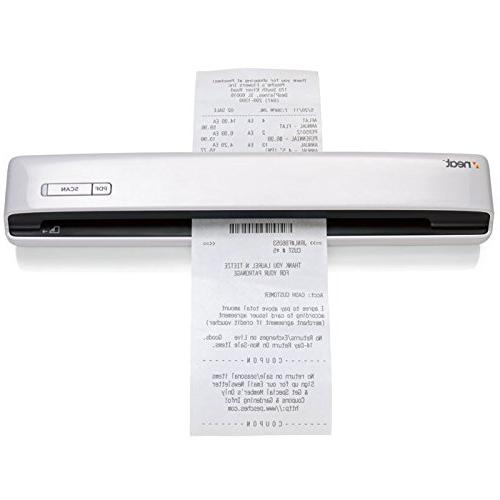 Neatreceipts Portable Scanner, For Pc/Mac