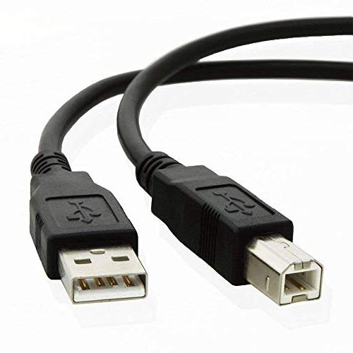 USB Printer Cable 6ft, NEORTX 1.8 Meters USB 2.0 Type A Male