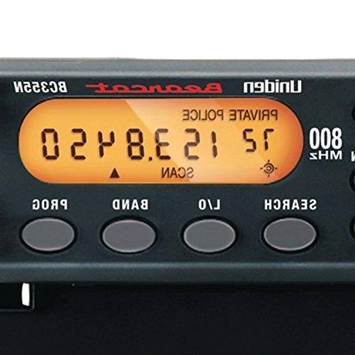 Uniden 800 300-Channel Call Pre-programmed Search. Bands to Ambulance, Fire, Public More.