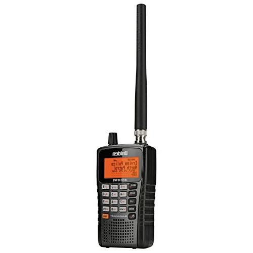 Uniden BCD325P2 TrunkTracker V Scanner. Allocated Close Call RF Scanning Alert. Compact