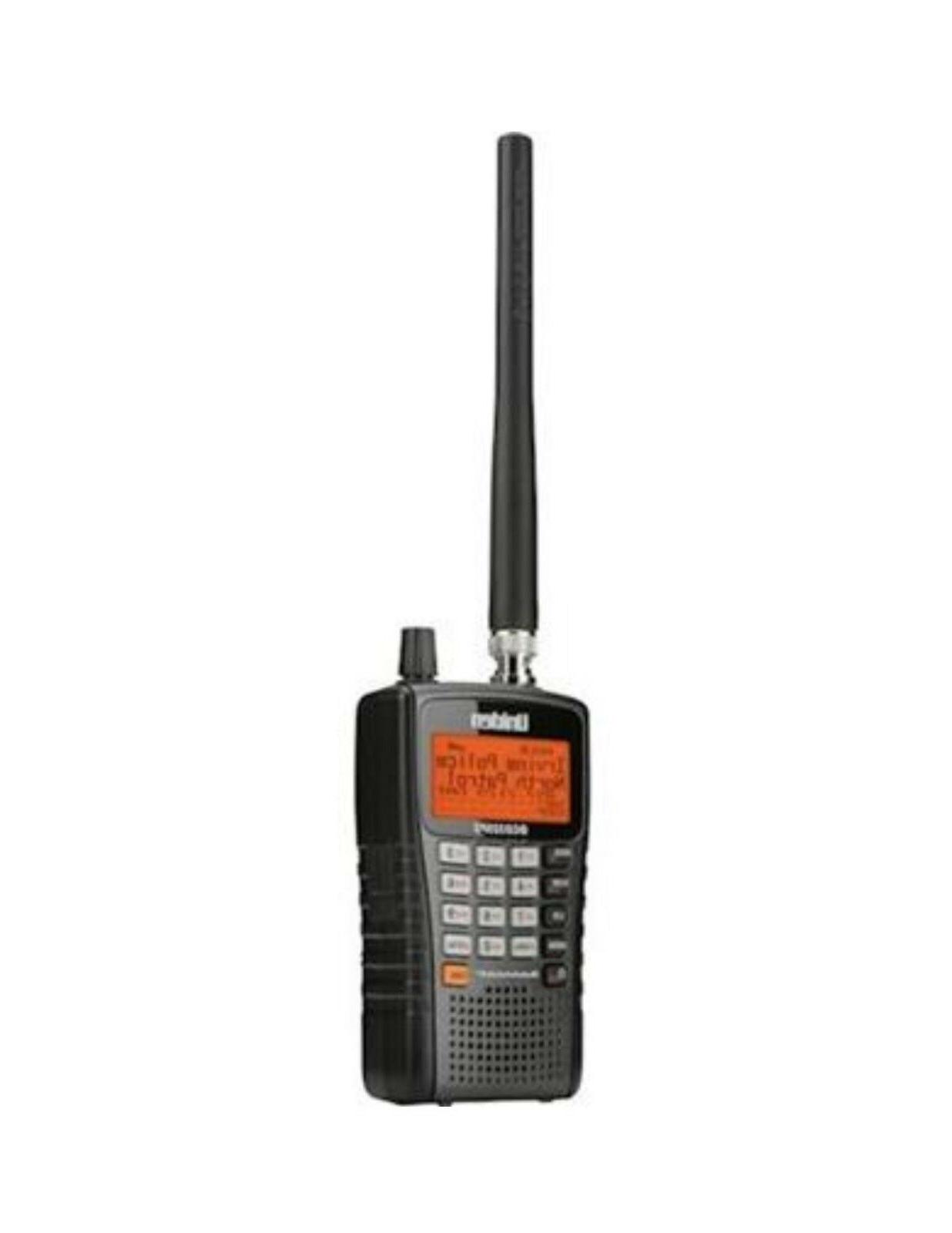 Uniden BCD325P2 V Allocated Close RF Capture Scanning Alert.