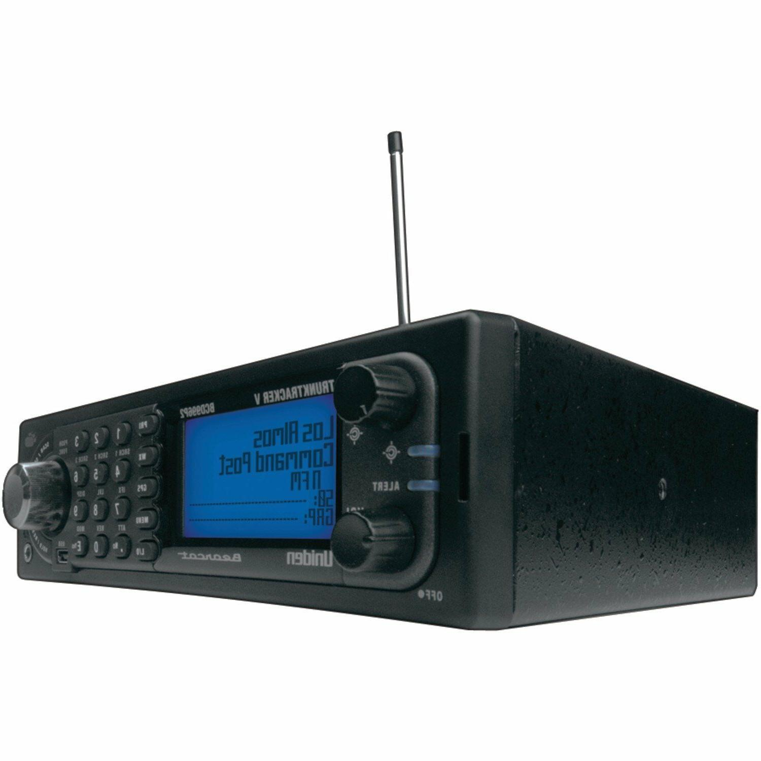 Uniden BCD996P2 Digital Mobile TrunkTracker V Scanner, 25,00