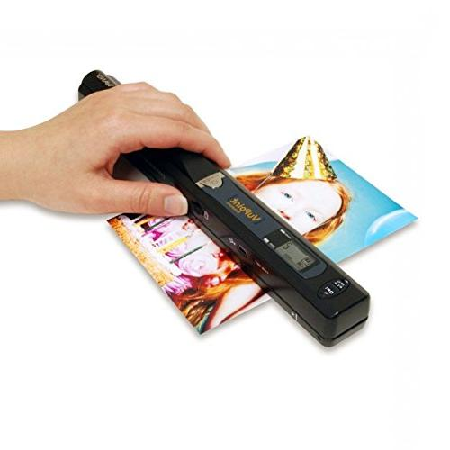 magic wand portable scanner pds