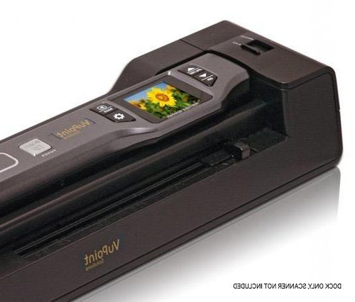 VuPoint Docking Station for Wand - Compatible and