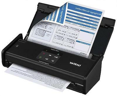 Brother ADS1000W Compact Desktop Scanner and Network