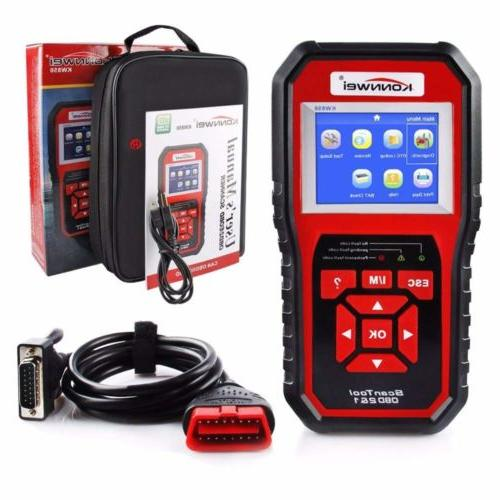 Automotive Reader Engine KW850 OBD2
