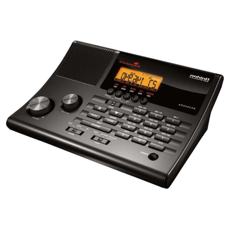 bc365crs 500 channel scanner and alarm clock