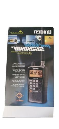 UNIDEN BEARCAT BC125AT 500CH HAND-HELD POLICE FIRE WEATHER S