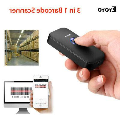 Eyoyo Bluetooth Wireless Wired Barcode Tablets PC