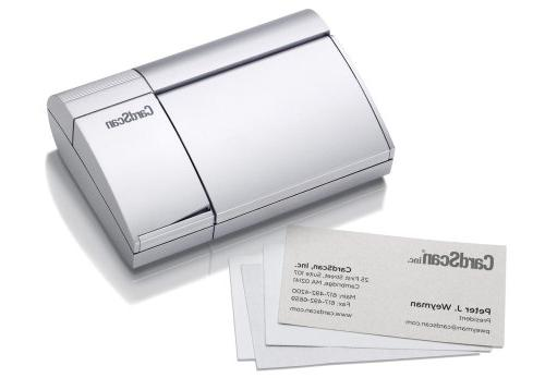 canon cardscan personal v8 card