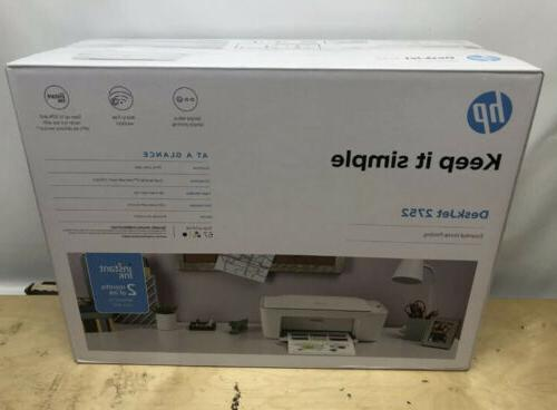 HP Wireless All-in-One Color Instant Ink