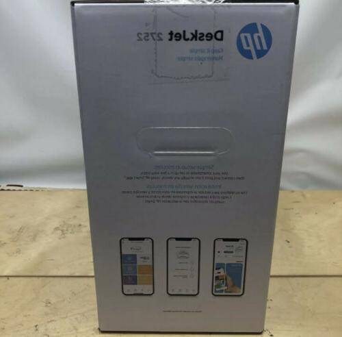 HP Wireless All-in-One Color Inkjet Instant Included
