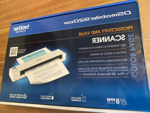 dsmobile 920dw portable scanner with wifi