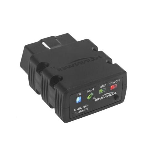 ELM327 OBD2 OBDII Cars Code Reader Scanner For Android