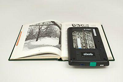 Doxie Flatbed Notebook Scanner w/Removable Lid