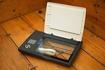 Doxie Flatbed Notebook Scanner w/Removable