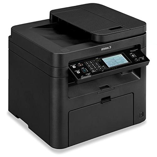 Canon MF216n All-in-One Laser AirPrint Printer Scanner Fax