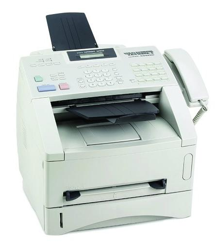 intellifax 4100e plain paper laser