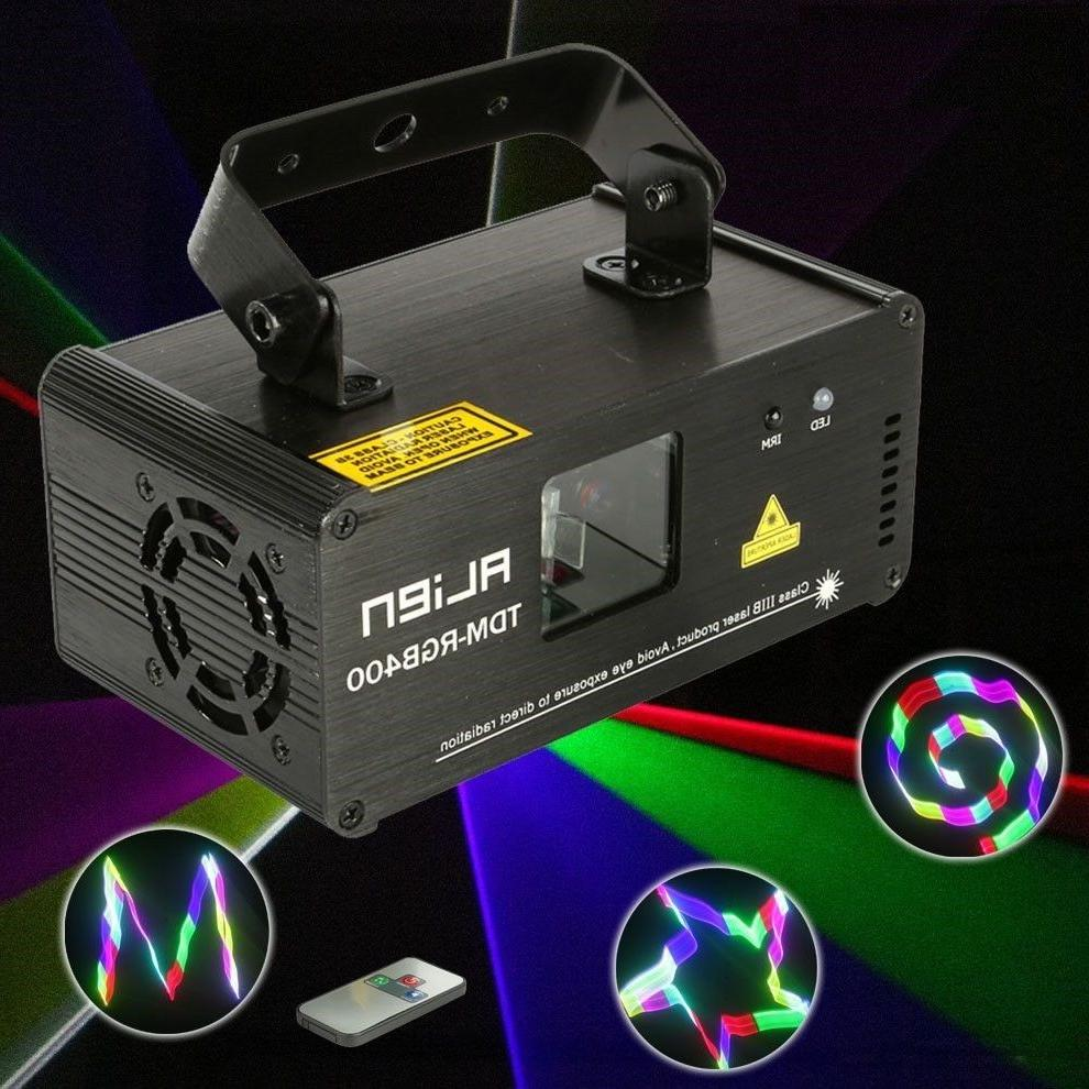 laser scanner projector stage lighting effect party