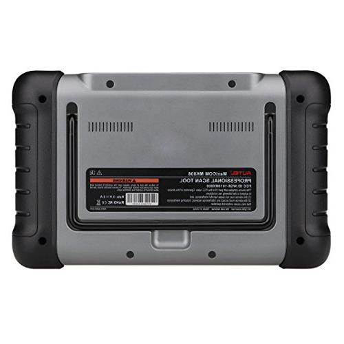 Autel MaxiCOM MK808 OBD2 Scanner Diagnostic Scan Tool with All Oil Reset, SAS,