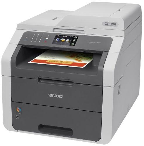Brother MFC9130CW Wireless Printer Scanner, and Replenishment