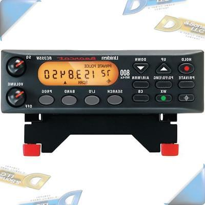 new 300 channel mobile base radio scanner