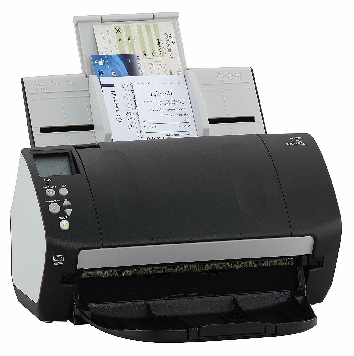 New & Fujitsu fi-7160 Color Scanner - Workgroup