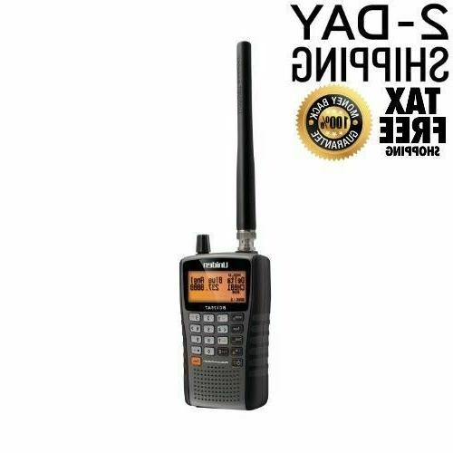 new handheld portable police radio scanner 500