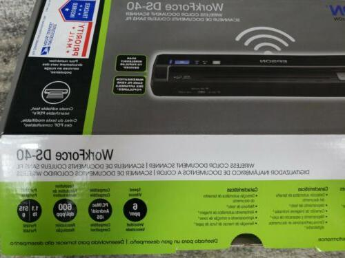 NEW Epson WorkForce Wireless for