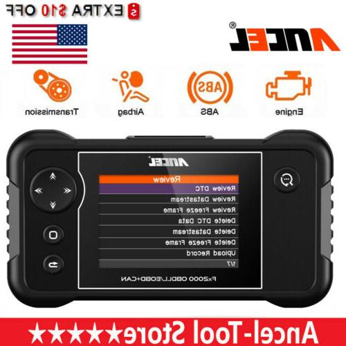 obdii engine abs airbag and srs transmission