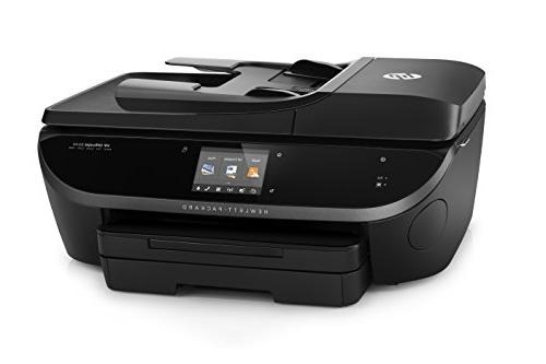 HP OfficeJet All-in-One Wireless Printer with Printing, & Replenishment ready